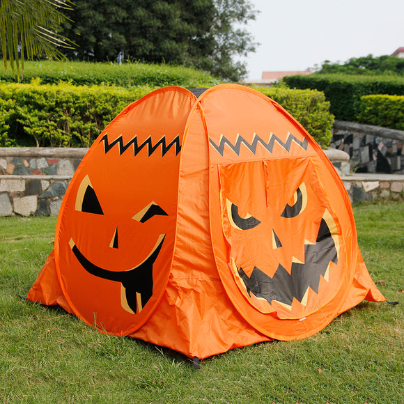 Portable Childrens Pumpkin Play Tent for children indoor and outdoor