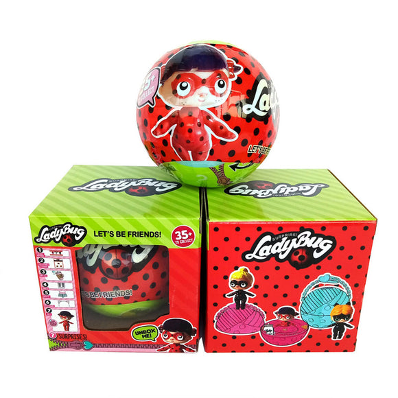 NEW LADYBUG LOL DOLLs - 1 PIECE BEST PRICES