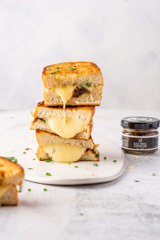 grilled cheese with black truffle_2