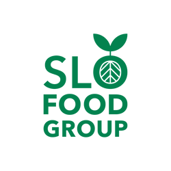 Slofoodgroup Premium Vanilla and spice logo and home page button
