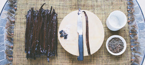 Vanilla beans, spices, and flavor products online
