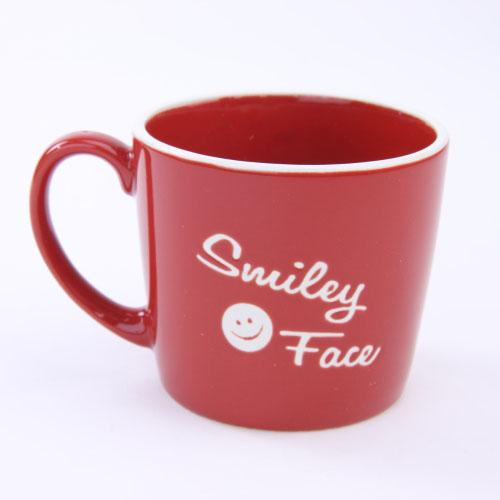 Smiley | Mug | Red (1549692043298)