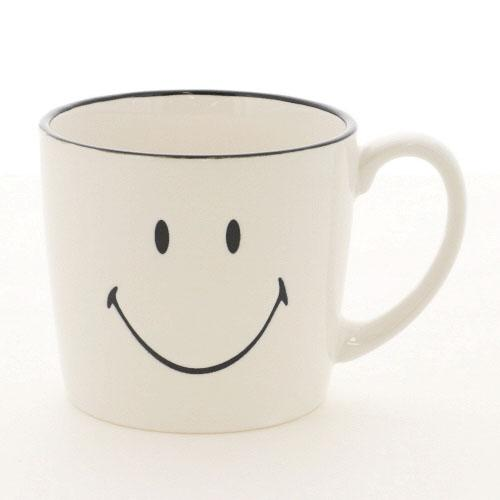 Smiley | Mug | Ceramic White (602624884770)