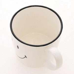 Smiley | Mug | Ceramic White