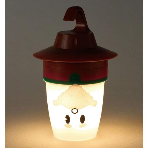 Christmas LED Lantern Sparkle | Red