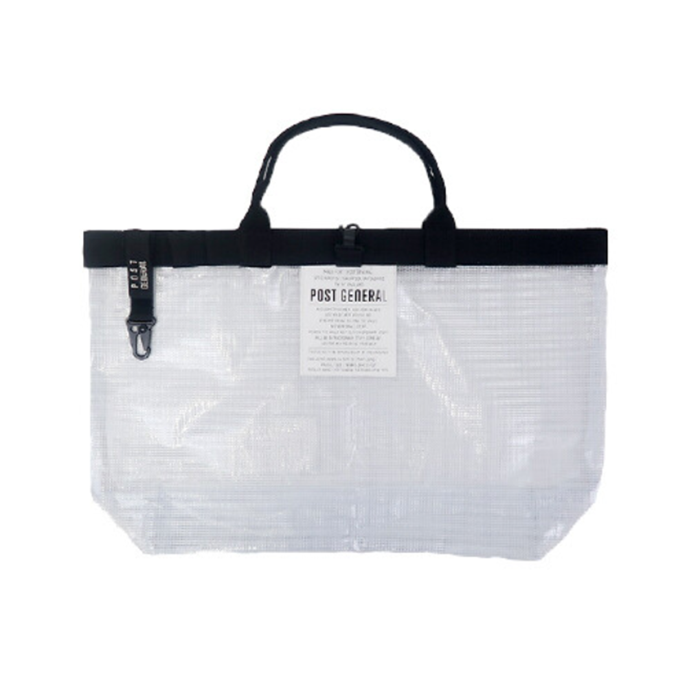 Creer | Post Tea Tote Bag | Black | 正價