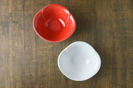 Miyama | Bowl | Red & White | 正價