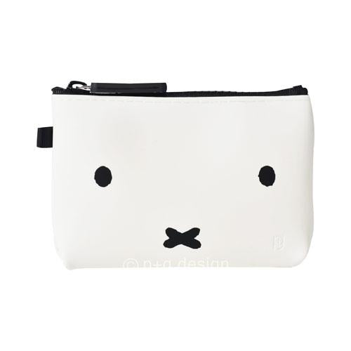 Miffy | Face Pouch Small | White