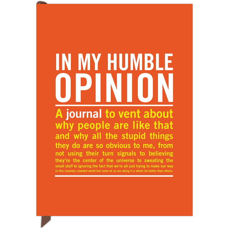 In My Humble Opinion Journal (197171052555)
