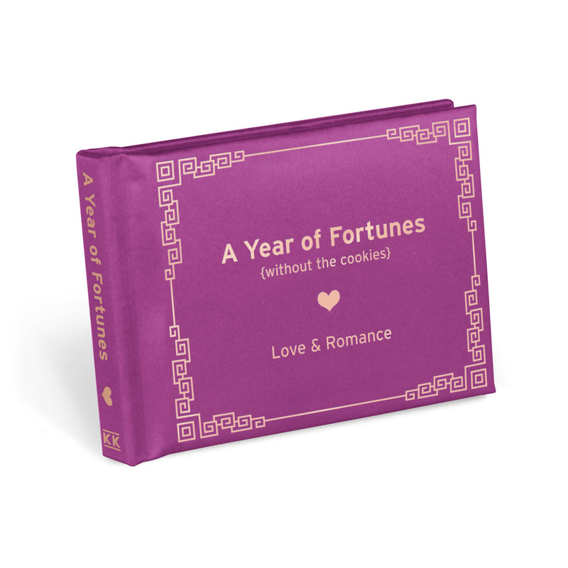 A Year of Fortunes: Love & Romance