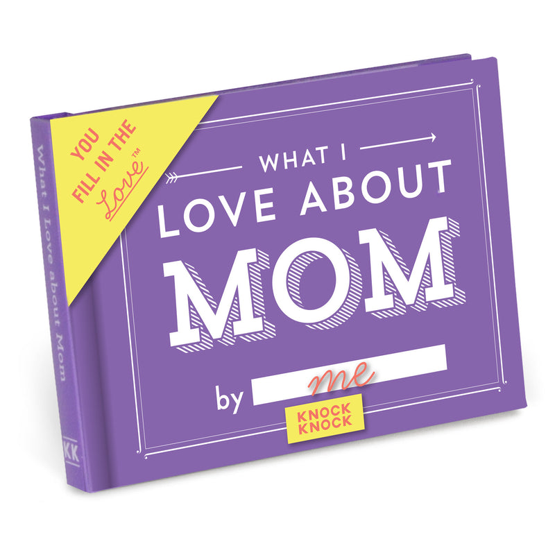 Love About Mom Journal