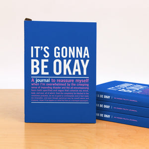 Mini It's Gonna Be Okay Journal