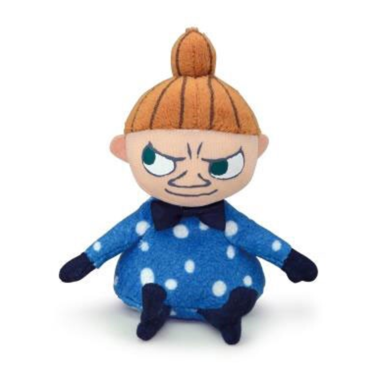 Moomins | POM POM Doll | Little My Blue | 正價