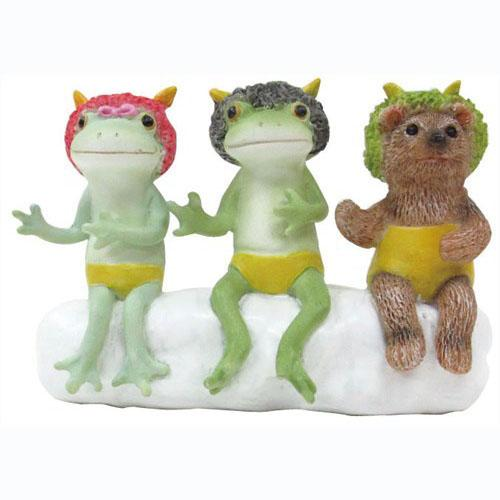 Copeau Display | 70571 | Two Frog with a Bear (1406598676514)
