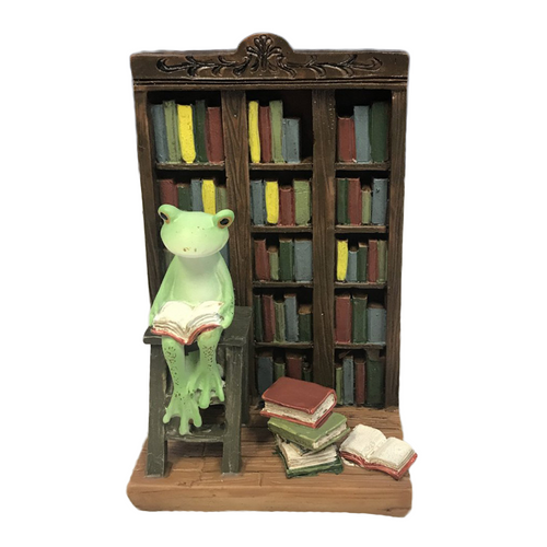 Copeau Display | 70866 | Frog Studying (1719402954786)