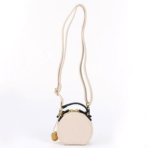 Cat Shoulder Bag | Black