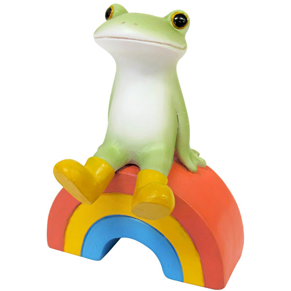 Copeau Display | 71718 | Frog Sit on Rainbow (1375387680802)