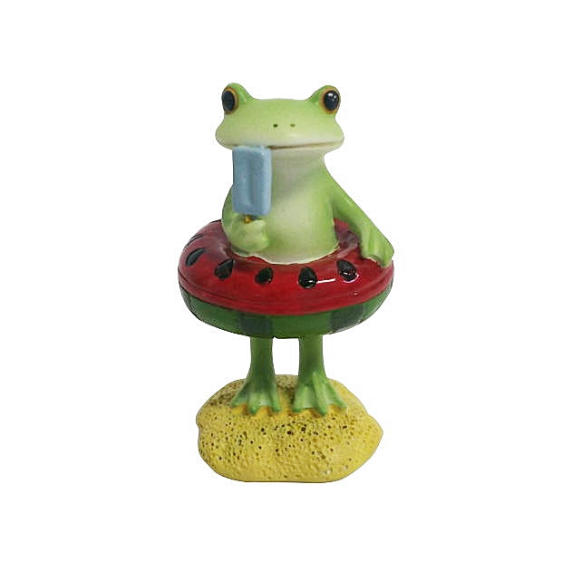 Copeau Display | 71723 | Frog in Watermelon Lifebuoy (1399679844386)