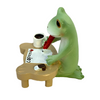 Copeau Display | 71735 | Frog Writing Letter (3744448413730)