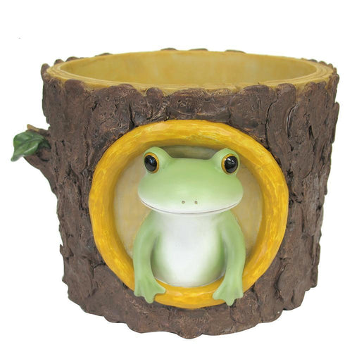 Copeau Display | 71766 | Frog in Tree bucket (1407100059682)