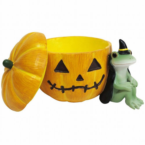 Copeau Display | 71991 | Frog Sit Next to Pumpkin (1510131171362)