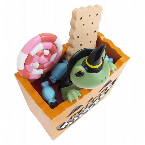 Copeau Display | 72029 | Frog in Pumpkin Box (1510142410786)