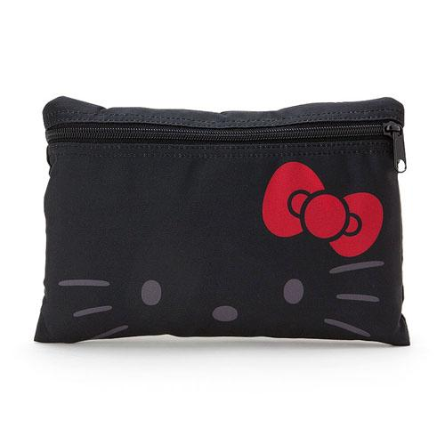 Hello Kitty | Foldable Bag | Black (4100361879586)