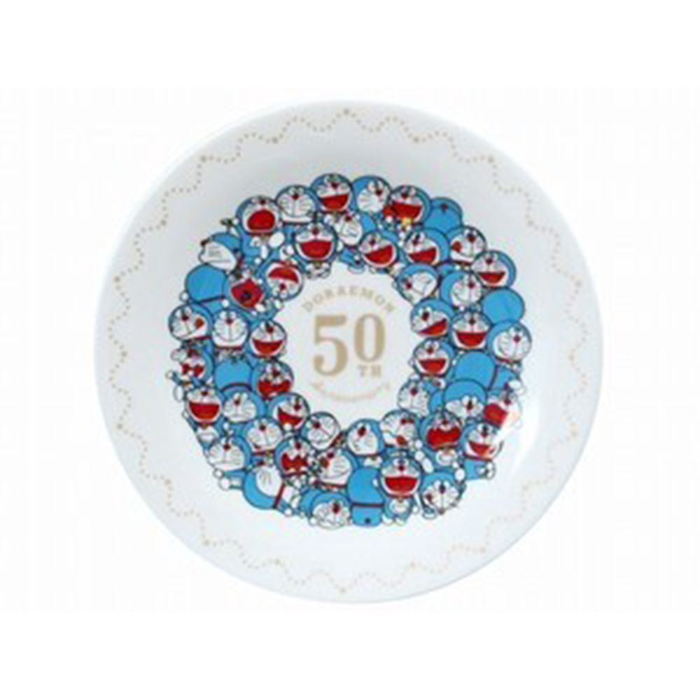 Doraemon | 50th Anniversary Edition | Plate | 正價