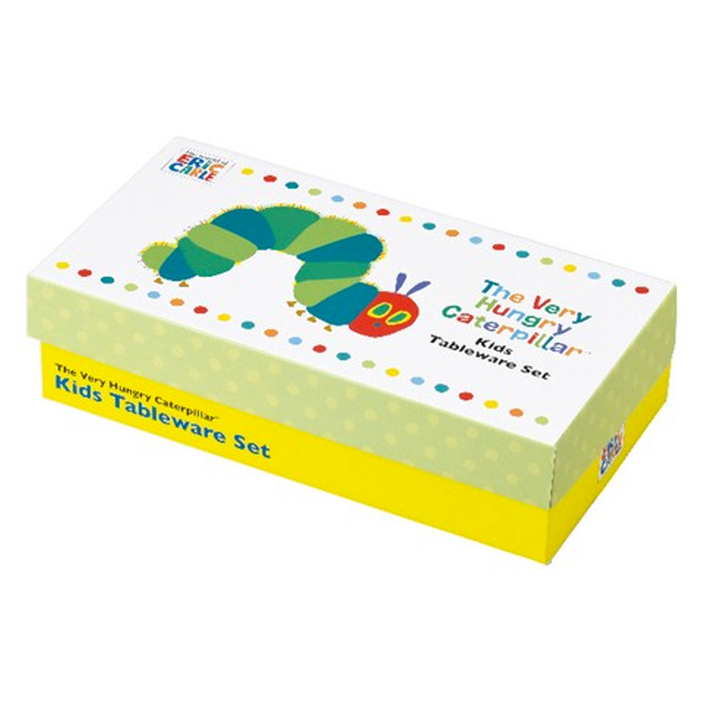 The Very Hungry Caterpillar | Tableware | Kids Tableware Set
