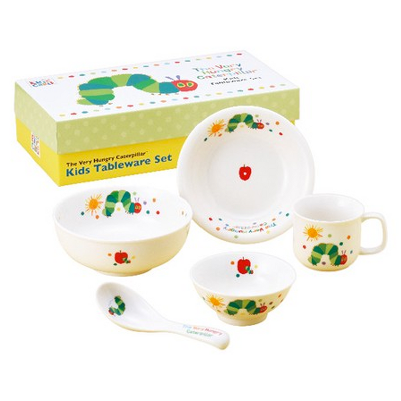 The Very Hungry Caterpillar | Tableware | Kids Tableware Set (4611587670090)