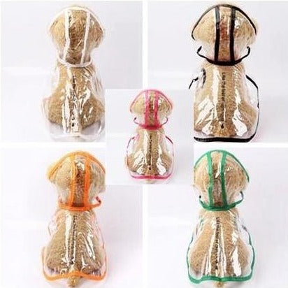 Dog Pet Wear | Raincoat | 正價 (4796835070026)