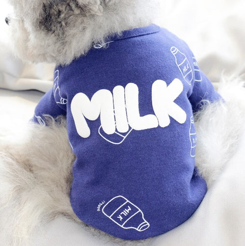 Dog pet Wear | Milk | 正價 (4796851191882)