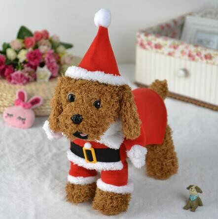 Dog Pet Wear | Santa Shirt | 正價 (4796846538826)