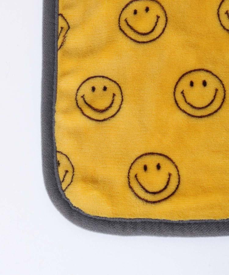 Smiley | Blanket | Yellow (1722160054306)