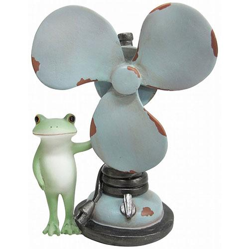 Copeau Display | 72249 | Frog and Old Fan (3767007707170)