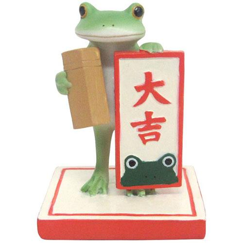Copeau Display | Frog with Best Luck (4495922135114)