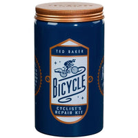 Bike Repair Kit in Tin | Blue