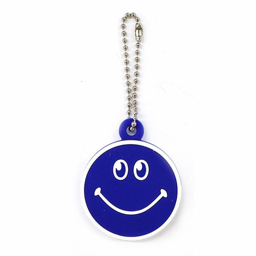Smiley | Key Cover | Navy (1794332753954)
