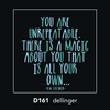 D161 - You are unrepeatable (197164007435)