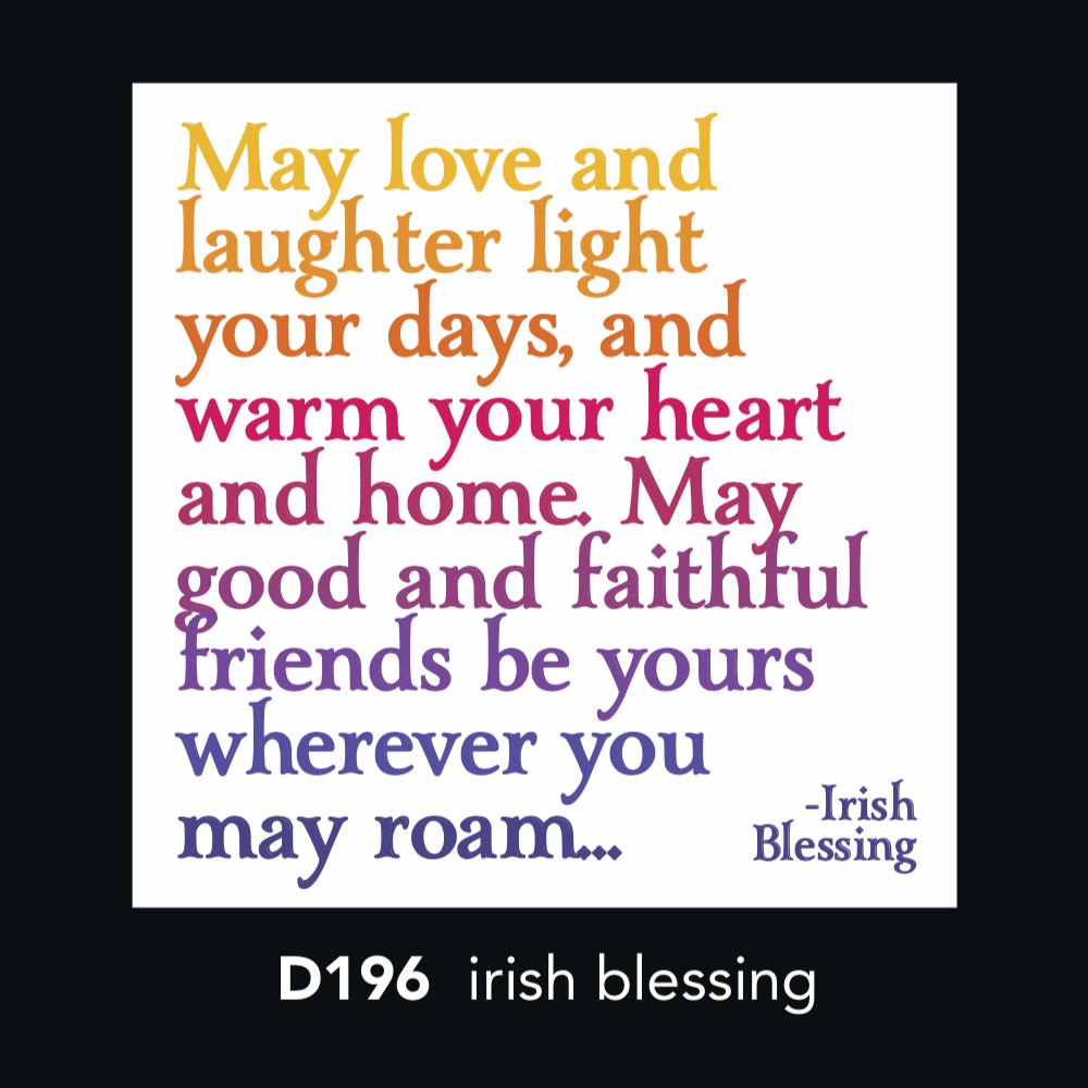 D196 - Love and Laughter