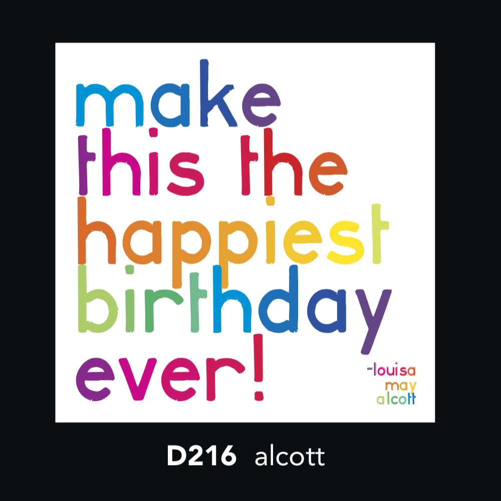 D216 - Make this the Happiest