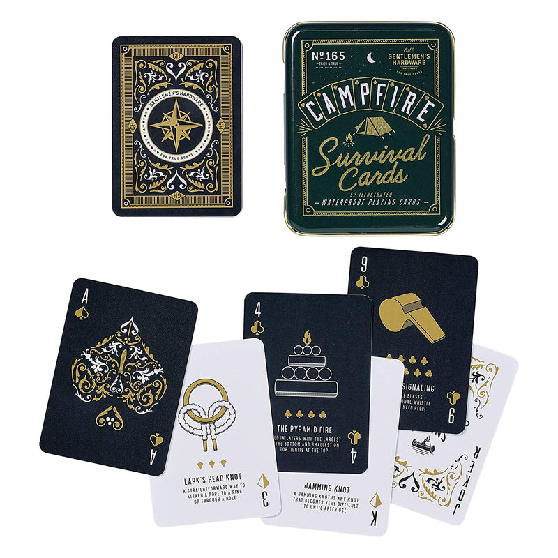 Survival Playing Cards (491497291787)