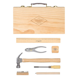 Tool Kit in Beech Wood Box