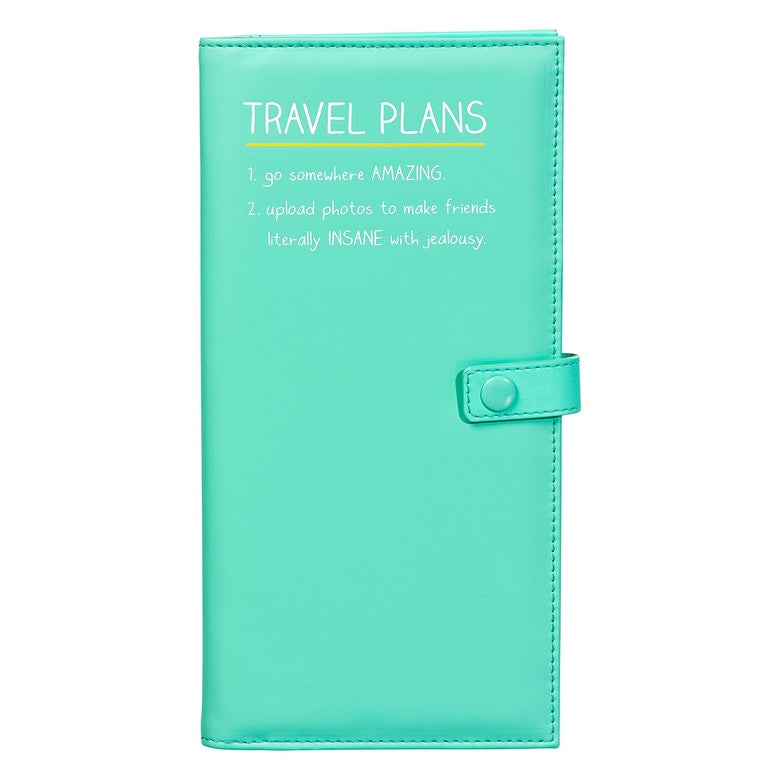 Travel Wallet plans