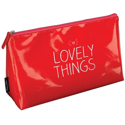 Wash Bag - Lovely Things (325808422923)