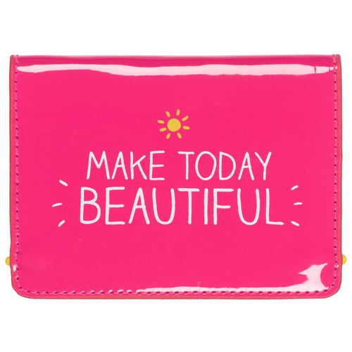 Card Holder | Make Today Beautiful (325809963019)