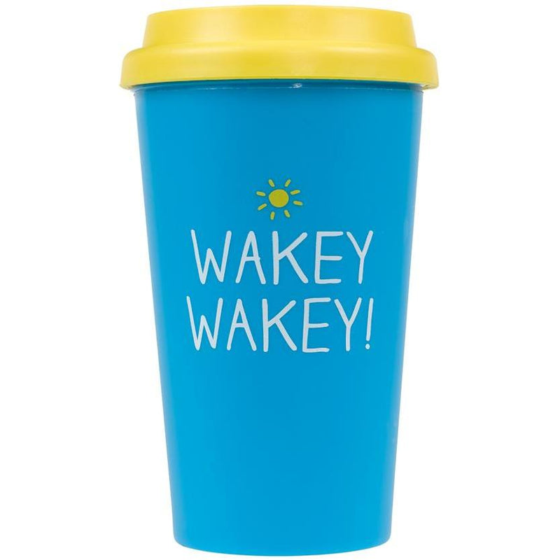 Travel Mug Wakey Wakey (325827526667)