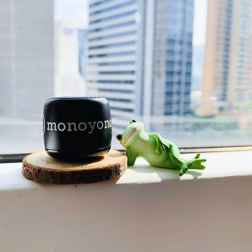 Monoyono | Mini Speaker | Black | 正價