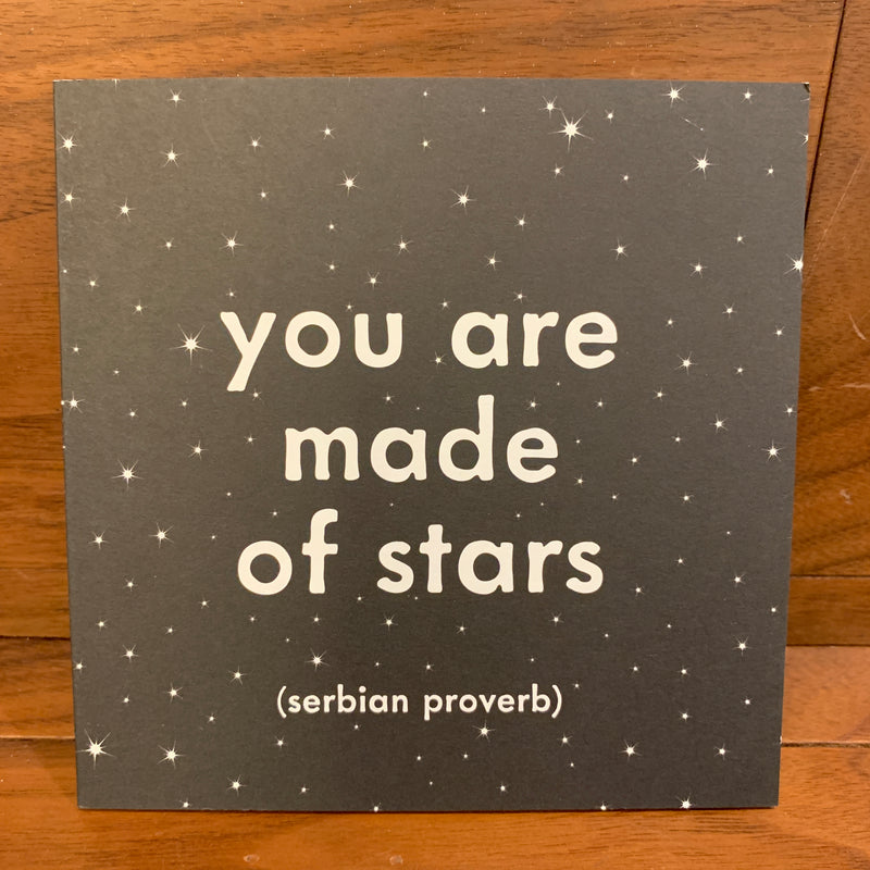 186 - You are made of stars (197164204043)