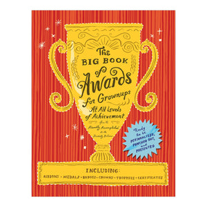 The Big Book of Awards for Grownups